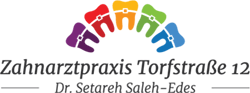 Zahnarztpraxis Torfstraße 12 Logo